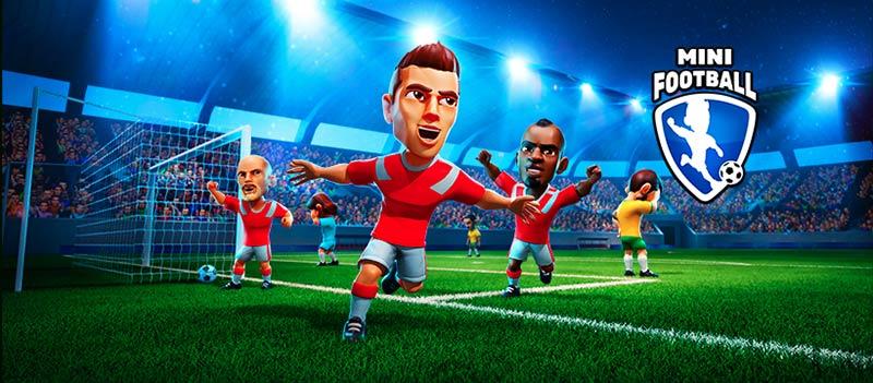 Mini Football - Top game co-op mobile 2021 hay nhất
