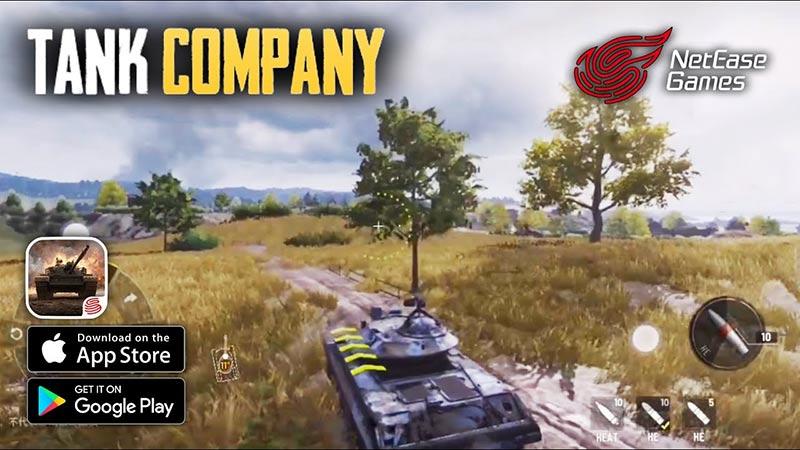 Tank Company - Tựa game co-op ios và game co op android hấp dẫn trên nền tảng mobile 2021