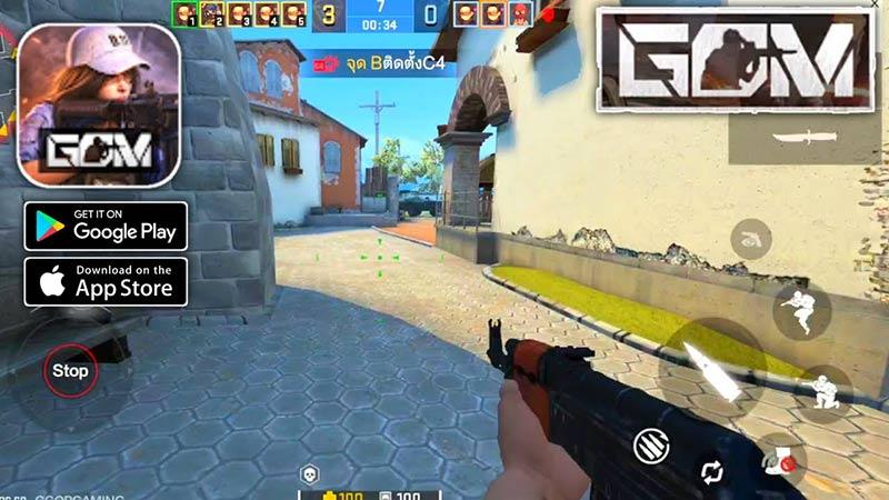 Global Offensive Mobile - Tựa game bắn súng mobile được chuyển thể đang rất hot 2021