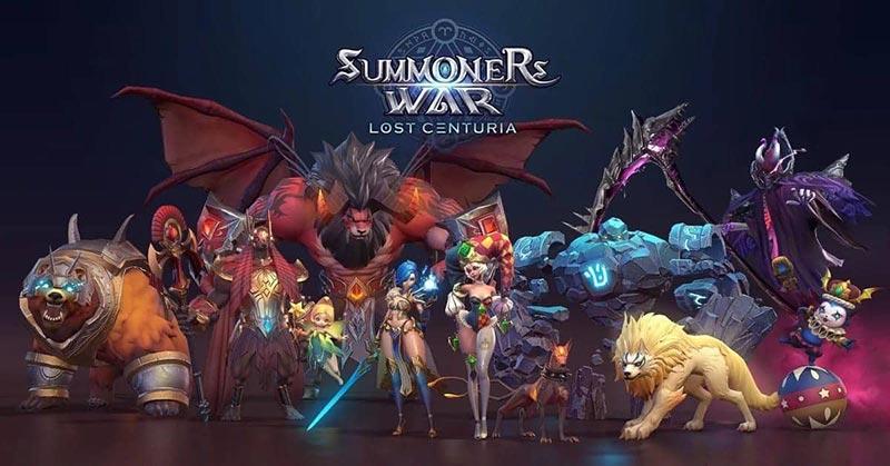 Summoners War: Lost Centuria - Một cái tên rất đáng chú ý trong top game chuyển thể mobile 2021