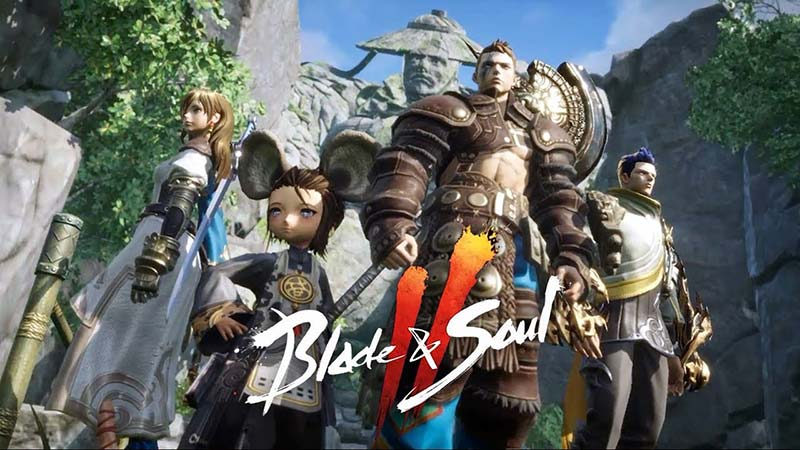 Blade and Soul 2 - Top game thế giới mở mobile 2021