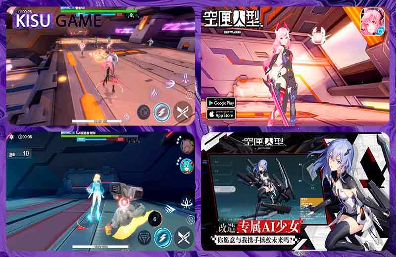 BeatLess Mobile top game anime battle mới nhất 2021