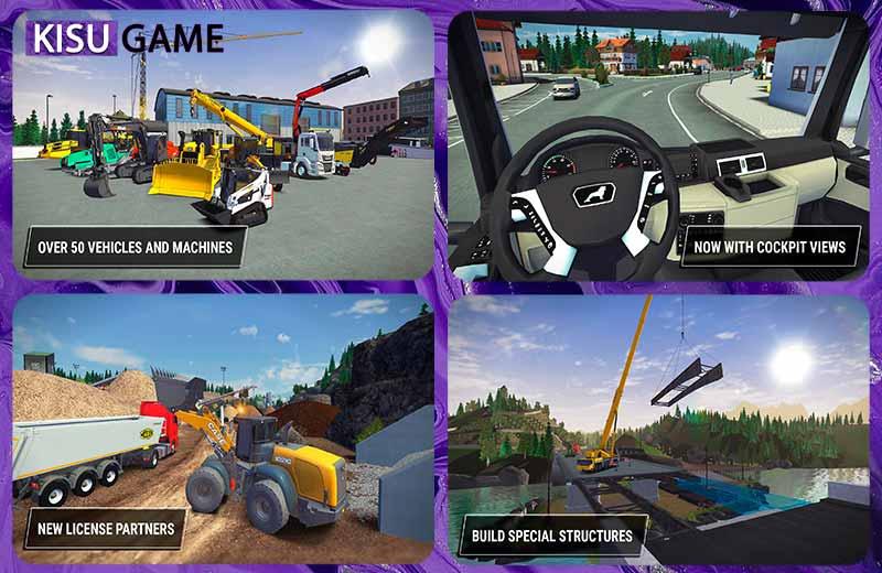 Construction Simulator 3 - Tựa game mobile offline xây dựng ấn tượng