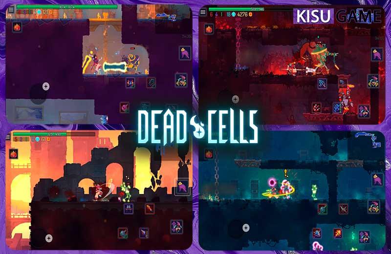 Dead Cell Mobile cái tên nổi tiếng trong các game đồ họa pixel mobile offline