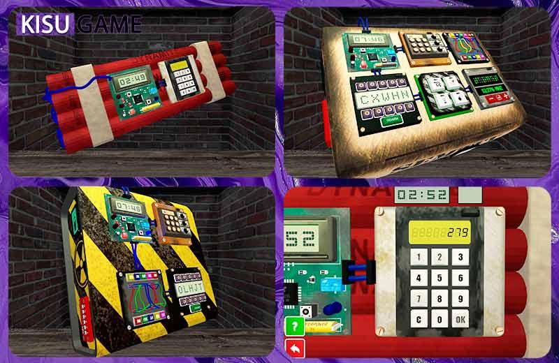 Don't Push The Wrong Button 2 - Tựa game gỡ bom offline giả lập hấp dẫn