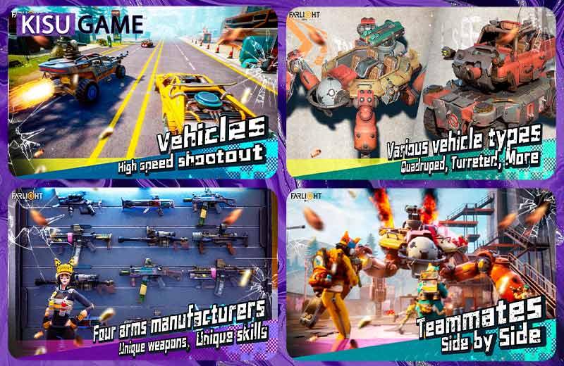 Farlight 84 - Top game online mobile battle royale 2021