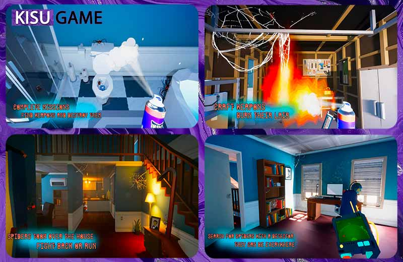 Kill It With Fire - Top game giả lập mobile offline 2021 hay