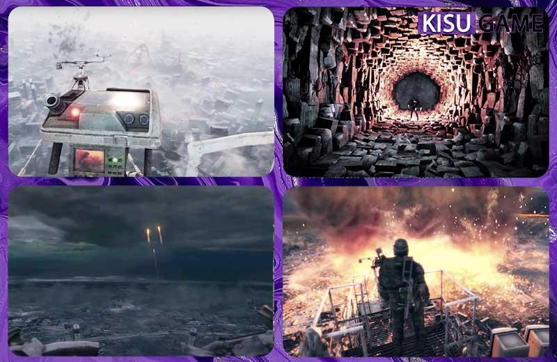 Cốt truyện game Metro 2033 có 2 ending đồi lập nhau
