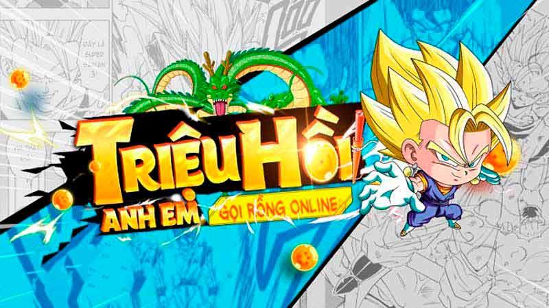 Gọi Rồi Online tựa game về songoku cũng nằm trong top game nhập vai mới nhất