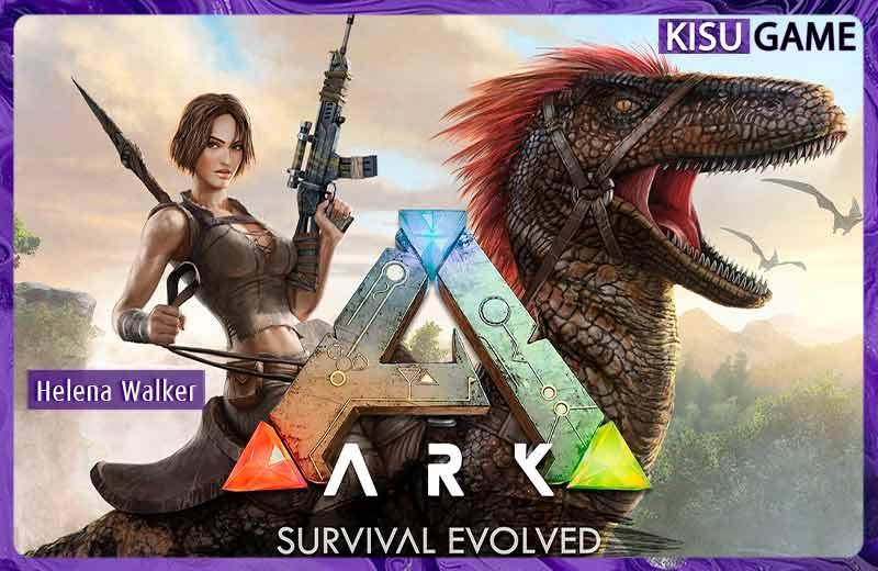 Cốt truyện game sinh tồn offline Ark Survival Evolved hot nhất