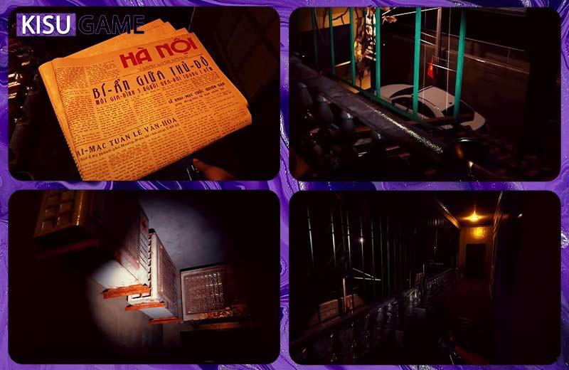 Phân tích cốt truyện trailer game kinh dị pc Thần Trùng