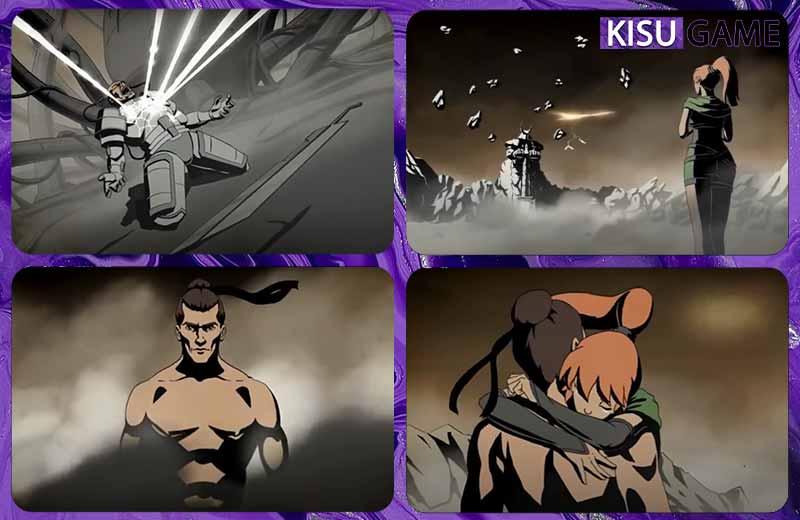 Happy ending của tựa game nhập vai offline nổi tiếng Shadow Fight 2