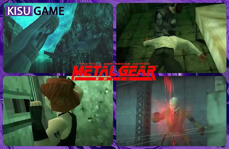 Cốt truyện game Metal Gear Solid Tactical Espionage Action