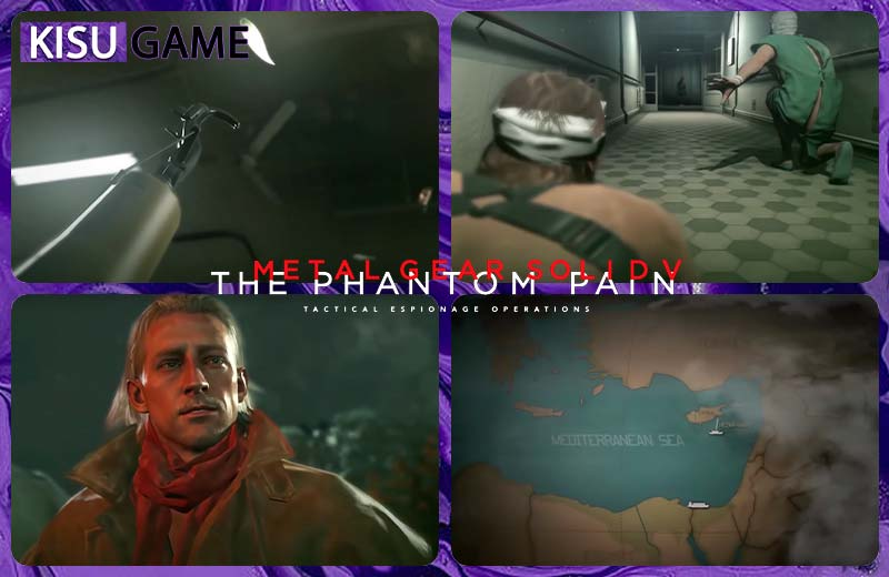 Cốt truyện game Metal Gear Solid V: The Phantom Pain