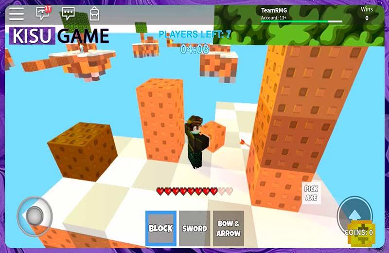 Roblox mobile gameplay - Cách chơi Roblox trên điện thoại