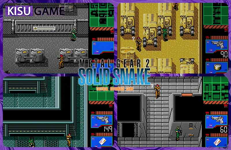 Cốt truyện game Metal Gear 2: Solid Snake