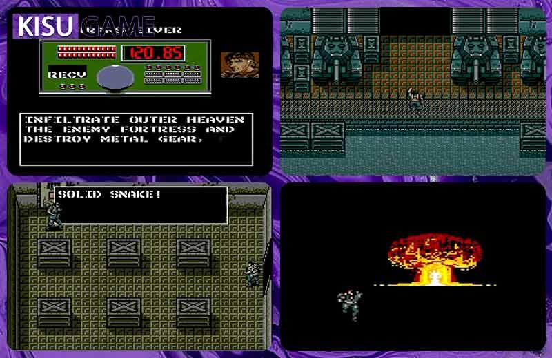 Cốt truyện game Metal Gear Ultra