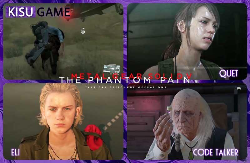 Cốt truyện game Metal Gear Solid 5: The Phantom Pain