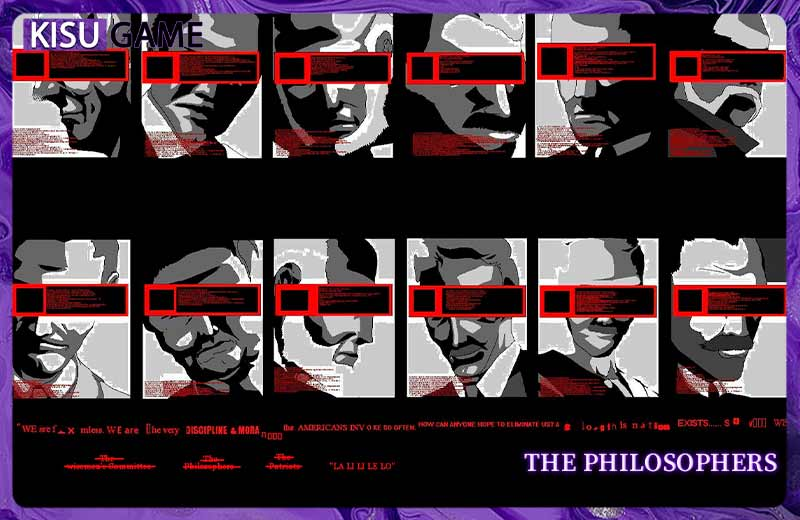 Cốt truyện game Metal Gear Solid - The Philosophers