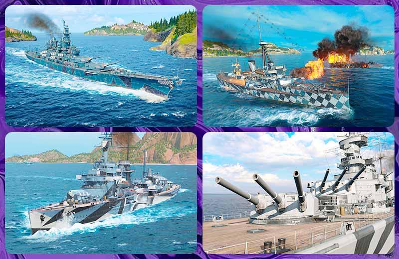 World of Warship cũng là cái tên không thể thiếu trong game miễn phí steam 2021