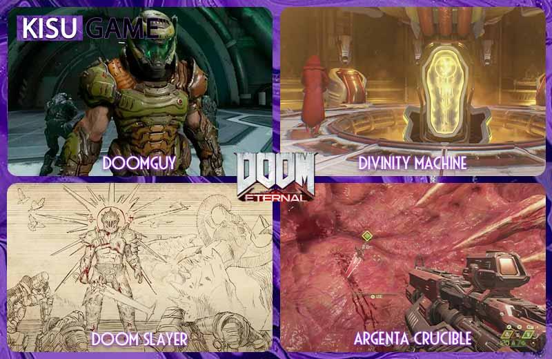 Cốt truyện game Doom Eternal - Doomguy trở thành Doom Slayer