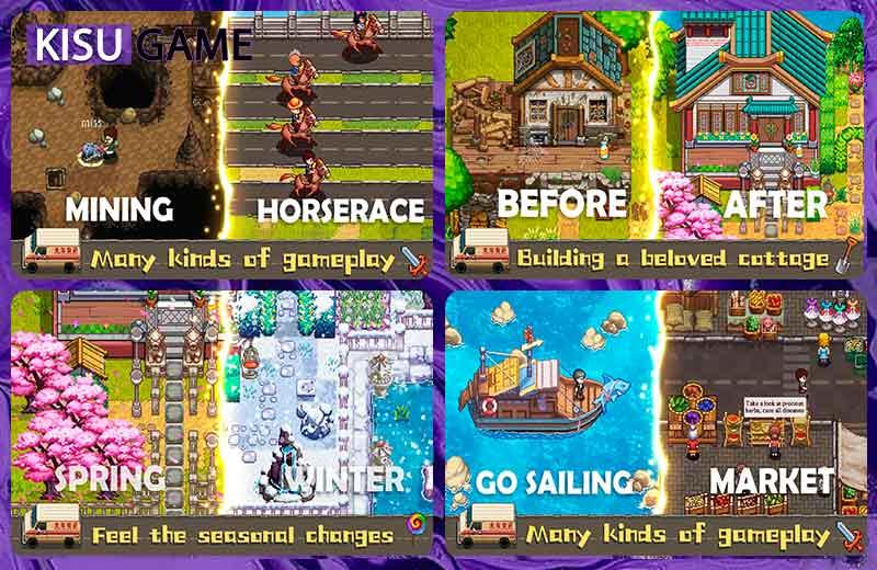 Harvest Town - Top game mobile nông trại 2021