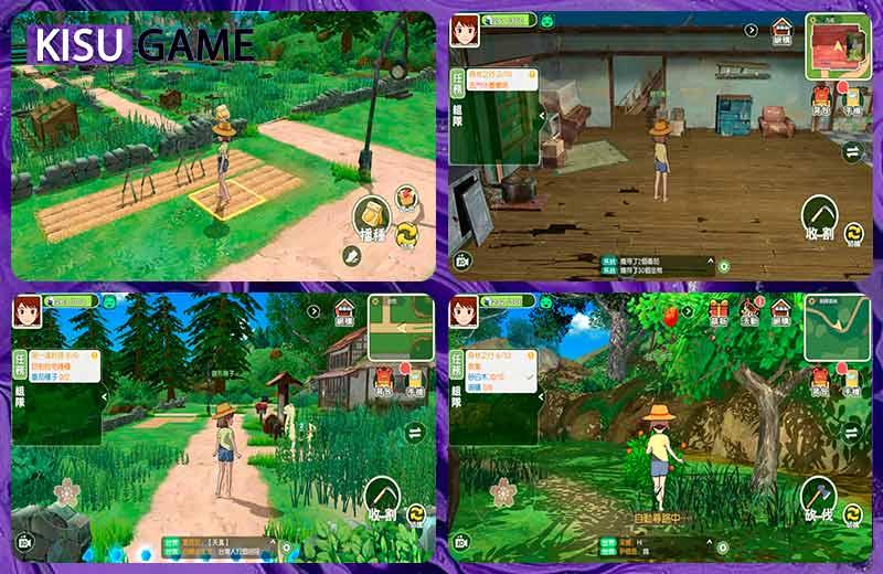 Komori Life - Top game mobile nông trại 2021