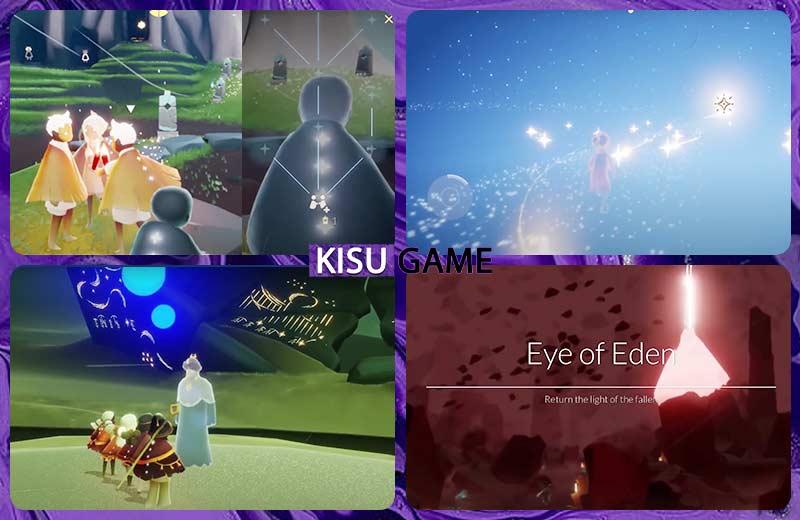 Các Eder tranh giành ánh sáng tạo nên sự hỗn loạn trong cốt truyện game Sky Children of The Light