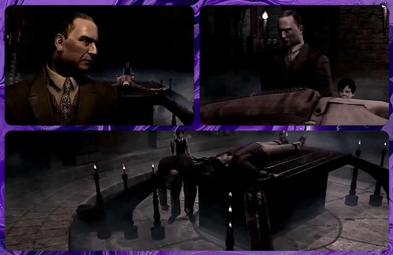 Lucius Ending - Cái kết của Fabius Wagner bị Lucius đâm sau lưng