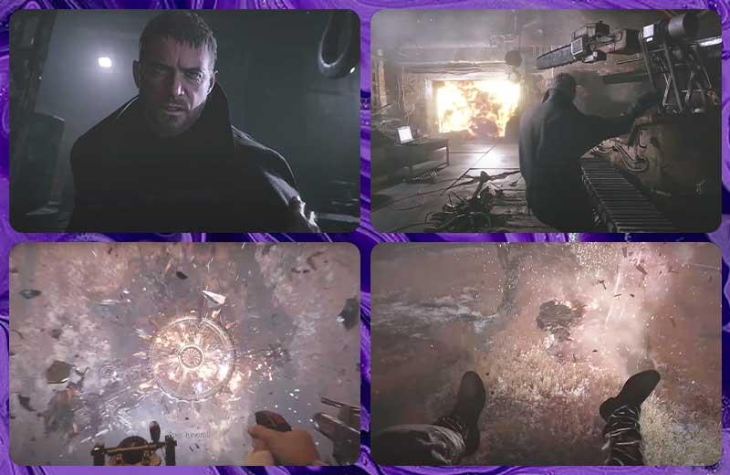 Resident Evil 8 Village - Ending cái kết của gia đình Ethan, Mia và Rosemary