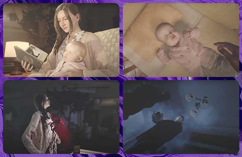 Resident Evil 8 Village - Cốt truyện game hành trình giải cứu con gái Rosemary của Ethan