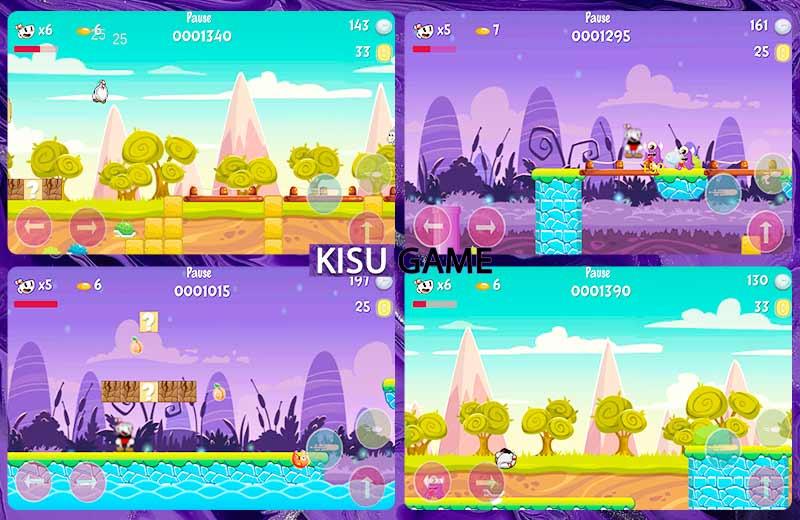Cuphead game gây ức chế trên Iphone và Android đồ hoạ dễ thương
