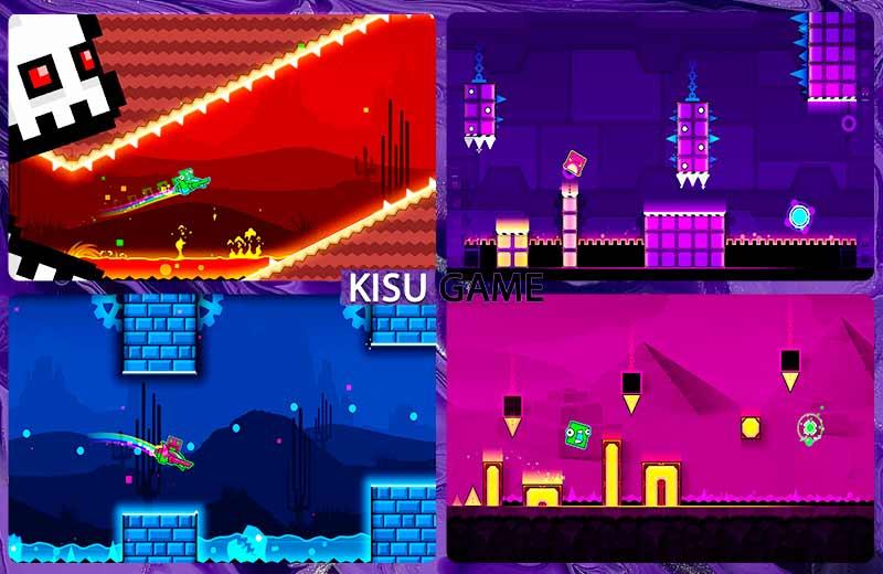Geometry Dash: SubZero cũng là một trong những game gây ức chế nhất hiện nay