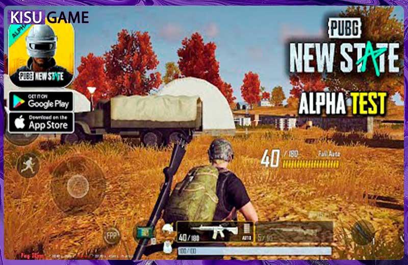 PUBG: New State - Gameplay siêu phẩm game bắn súng đã trở lại