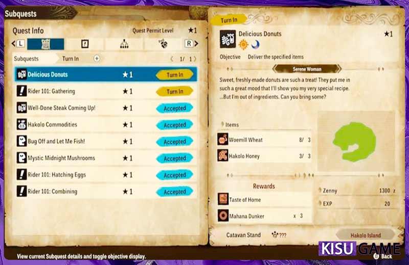 Cách chơi Monster Hunter Stories 2: Wings of Ruin mẹo lên level 1