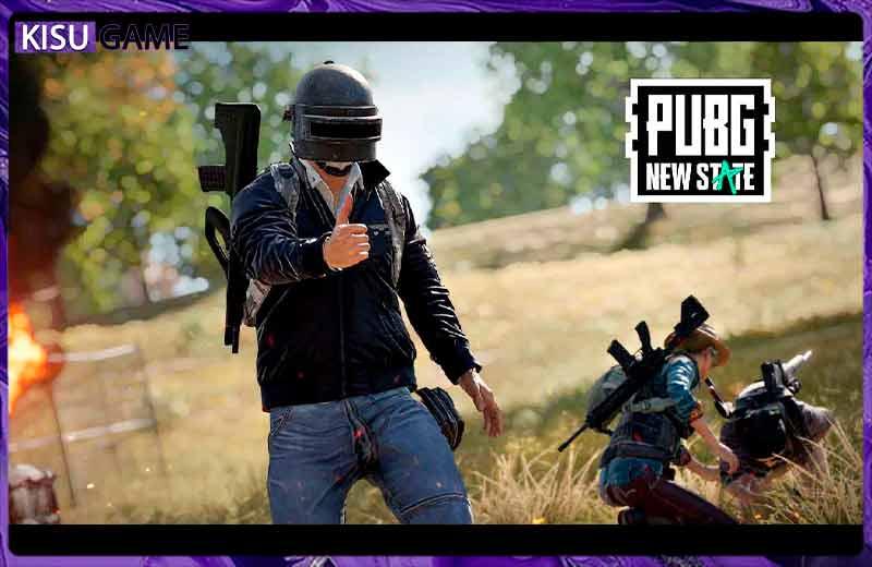 PUBG: New State - Gameplay tạo hình nhân vật và đồ hoạ cực nét
