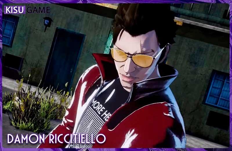 Damon Riccitiello - Nhân vật chính trong No More Heroes 3 gameplay