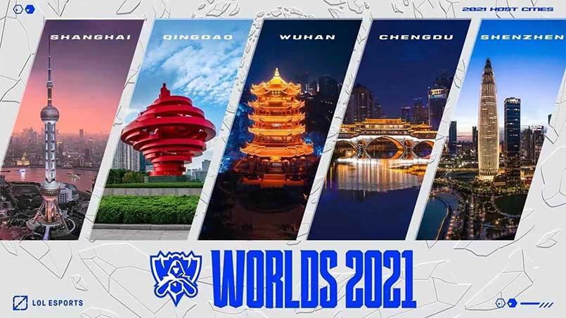 Chung kết LMHT 2021
