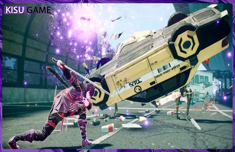 Kết hợp Pyrokinesis & Electrokinesis tinh tế trong gameplay của Scarlet Nexus