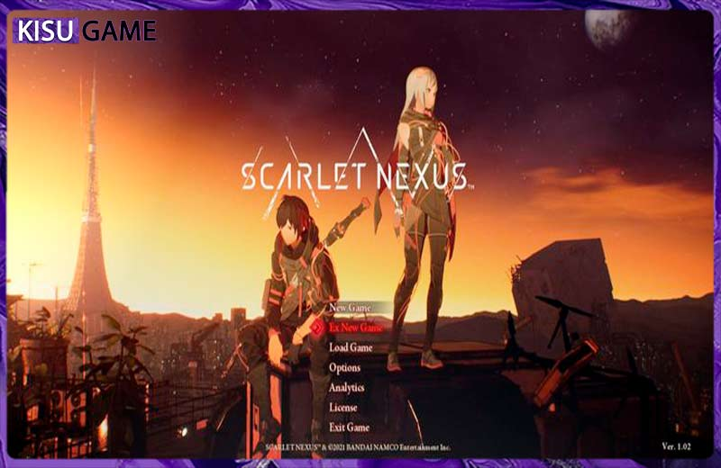 Ex New Game là 1 phần chơi mới hoàn toàn là 1 gameplay ẩn trong Scarlet Nexus