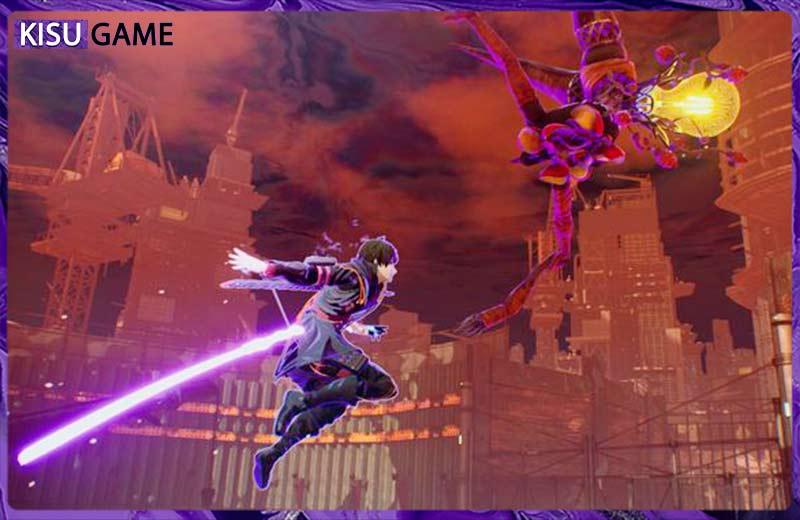 Không cần phải thay thế Dash & Psychokinesis trong Scarlet Nexus gameplay