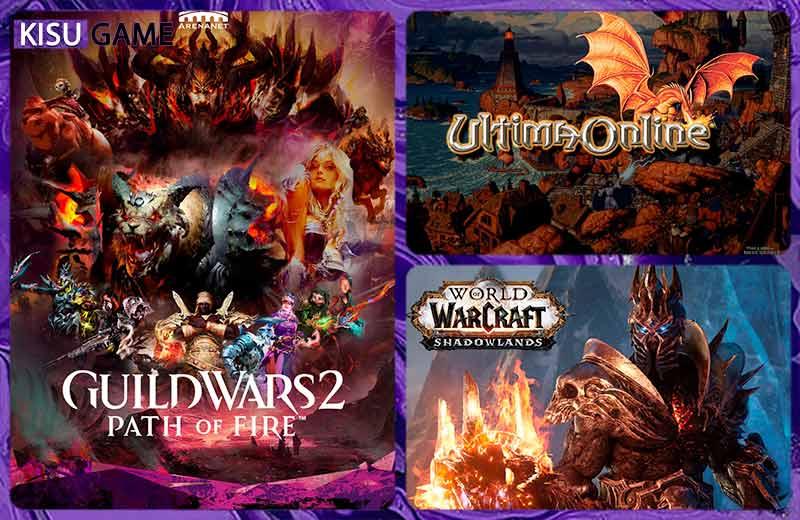 MMORPG - 1 biến thể phổ biến của game nhập vai online hiện nay